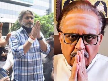 எஸ்.பி.பி ரசிகர்களுக்கு நன்றி தெரிவித்து பேசிய எஸ்.பி.சரண் !