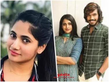 Just IN: Ratsasan team gets Losliya on board - Tamil Cinema News