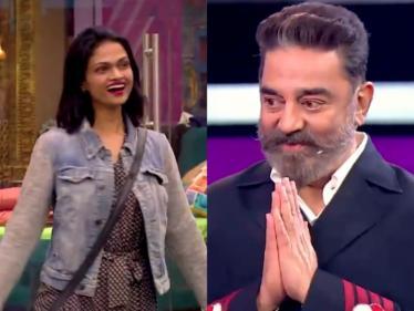 பிக்பாஸ் சீசன் 4-ல் அடியெடுத்து வைத்திருக்கும் RJ சுசித்ரா !