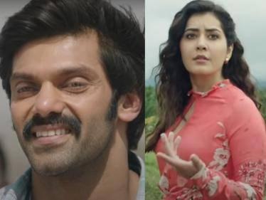 sundar c arya raashi khanna aranmanai 3 rasavaachiye song released