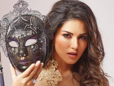 sunny leone dharsha gupta tamil horror thriller omg title look