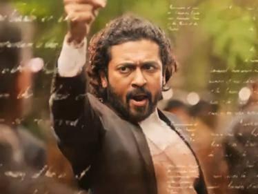 suriya diwali release jai bhim first look promo video amazon prime video