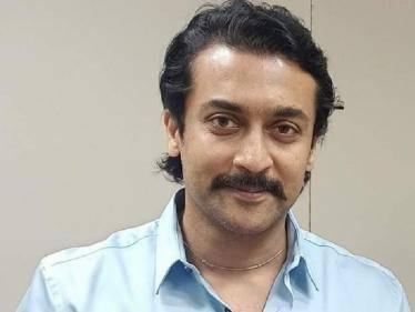 suriya etharkkum thunindhavan pandiraj shares still from shooting spot