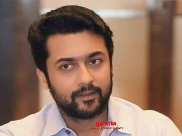 Suriya's surprise statement - praises this recently released Tamil film
