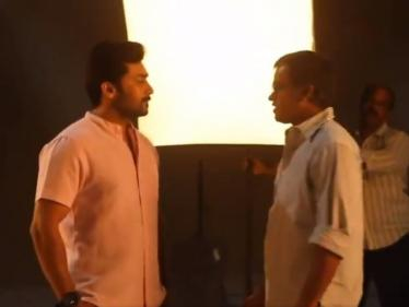 இணையத்தை அசத்தும் நடிகர் சூர்யாவின் போட்டோஷூட் வீடியோ !