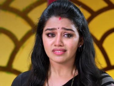 நந்தினியை அறைந்த சாரதா ! விறுவிறுப்பான புதிய ப்ரோமோ