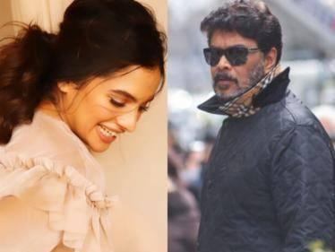 tanya hope as female lead in sundar c next movie sundarc19