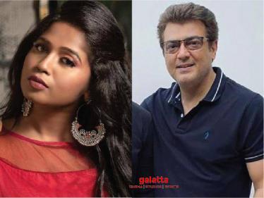 Thala Ajith's Valimai casts Gundu movie actress Saranya Ravichandran