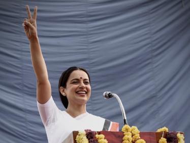 தலைவி திரைப்படத்தில் நடித்தது குறித்து பதிவு செய்த நடிகை கங்கனா ரனாவத் !