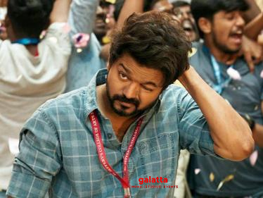 Thalapathy Vijay's Master to release only in theatres - OFFICIAL STATEMENT!
