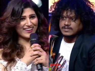Pugazh's romantic moment with Shashaa Tirupati - new funny promo | Super Singer 8