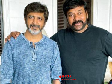 This sensational talent onboard for Megastar's next with director Mohan Raja!