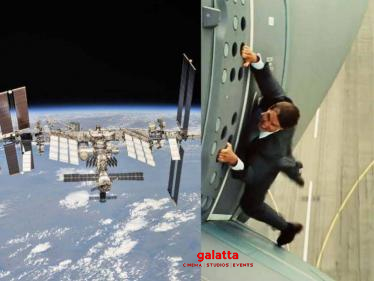 Tom Cruise officially going to space in October 2021 for new film! - English Movies News