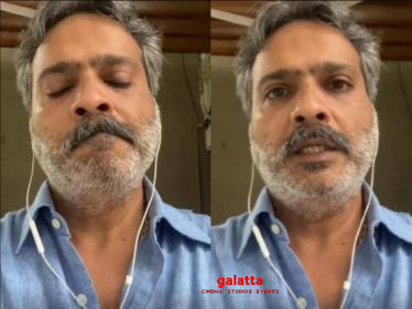 EMOTIONAL: SP Charan Cries On Live Video Speaking About SPB