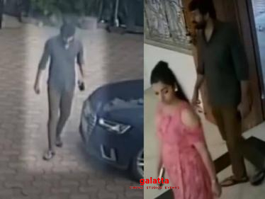 Chitra Death Case: Hemnath's father releases new CCTV footage!