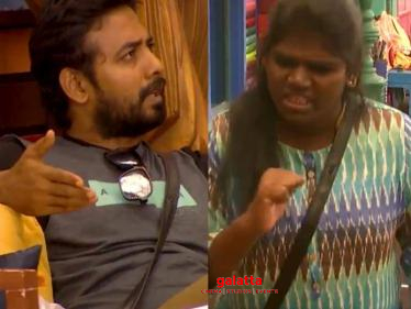 Nisha argues for the first time - heated argument with Aari | New Bigg Boss 4 promo