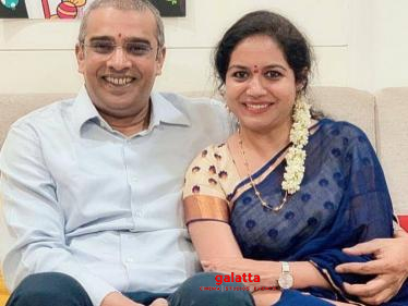 Popular Singer Sunitha to get married soon - announces her engagement in style!
