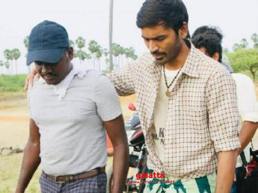 Dhanush completes his next film with director Mari Selvaraj | Karnan Update