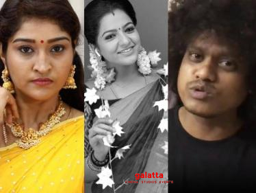 Notable TV and film personalities react to Chithu's unexpected death | #RIPChitra