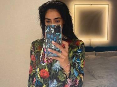 vaazhl movie fame actress diva dhawan bikini photo goes viral