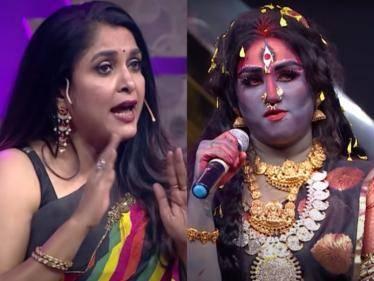 vanitha vijaykumar ramya krishnan vijay tv bb jodigal new trending promo