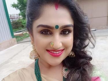 இணையத்தை அசத்தும் நடிகை வனிதாவின் மோட்டிவேஷனல் வீடியோ !