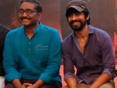 vasantha balan arjun das aneethi movie shoot in final stage gv prakash