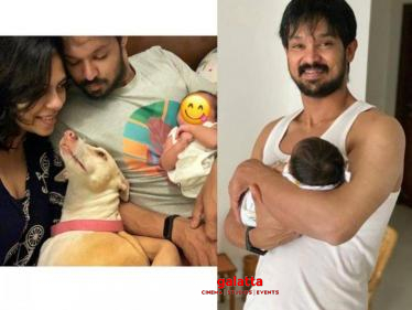 Nakkhul selects a powerful name for his newborn daughter!