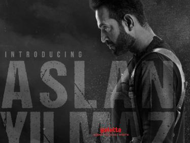 Chiyaan Vikram's Cobra | Irfan Pathan character look poster | Ajay Gnanamuthu