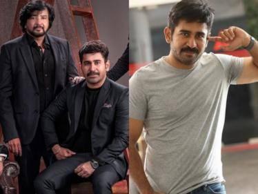 vijay antony next with director balaji kumar title release date announcement