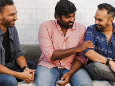 vijay sethupathi raashi khanna shahid kapoor begins shooting for new web series