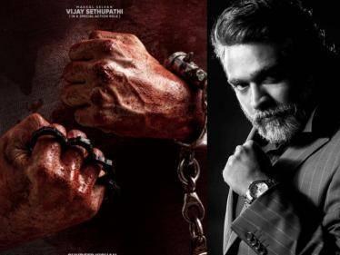 vijay sethupathi sundeep kishan action movie michael poster released now