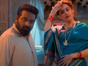 vijay sethupathi taapsee annabelle sethupathi trailer released