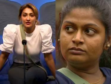vijay television bigg boss tamil season 5 first nomination started