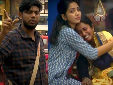 vijay tv biggboss tamil season 5 thamaraiselvi emotional promo abhishek raaja
