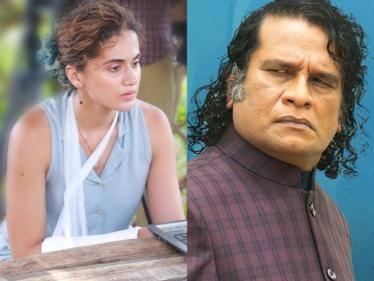 vikram vedha actor hareesh peradi joined in tapsee pannu mishan impossible