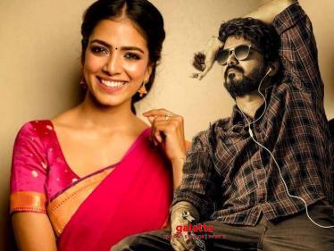 Breaking details on Master - Heroine reveals big secrets | Thalapathy Vijay-