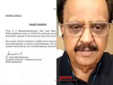 """SPB Still In ICU"" - MGM Healthcare's Latest Statement!"