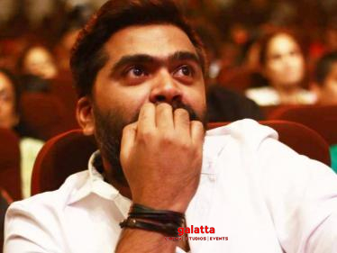 Simbu's special phone call during lockdown - sweet and heartwarming incident