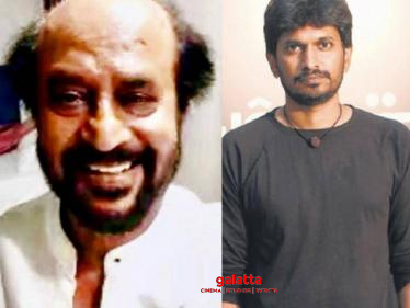 Young Director disappointed about Rajinikanth's latest leaked audio!
