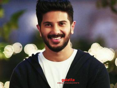 Dulquer Salmaan announces the release date of his next film!
