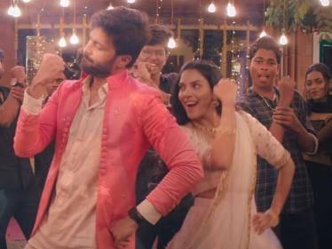 yaathi yaathi music video ashwin kumar harshadaa vijay abhishek cs