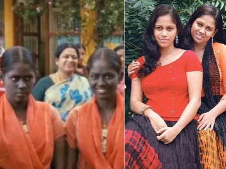 இணையவாசிகளை ஆச்சரியத்தில் ஆழ்த்திய சிவாஜி புகழ் அங்கவை சங்கவை !- Latest Tamil Cinema News