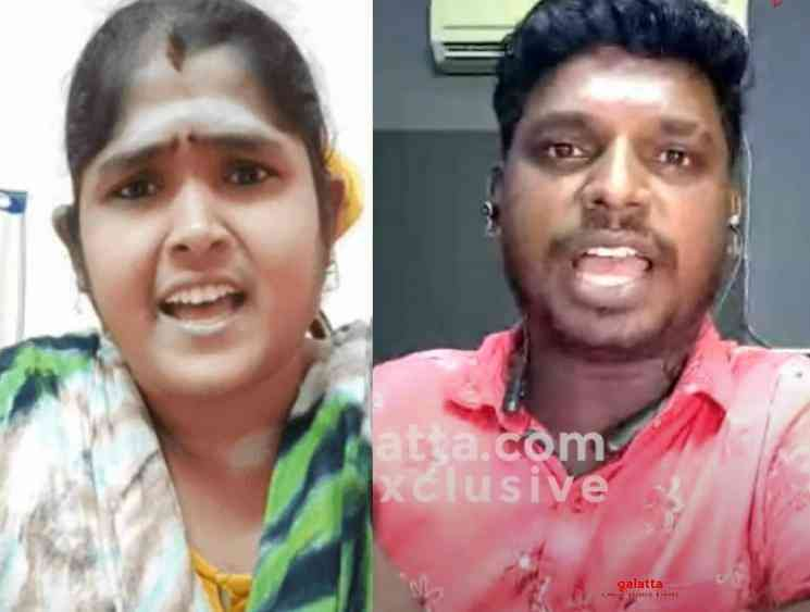 Nanjil Vijayan reacts to the allegations made against him Vanitha - Tamil Movie Cinema News