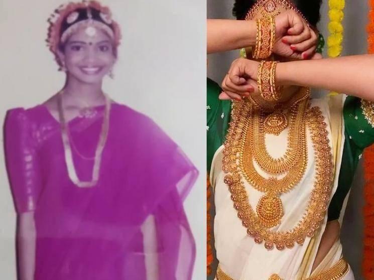 சன் டிவி சீரியல் நடிகையின் மிரட்டல் ட்ரான்ஸ்பர்மேஷன் ! வைரல் வீடியோ - Latest Tamil Cinema News