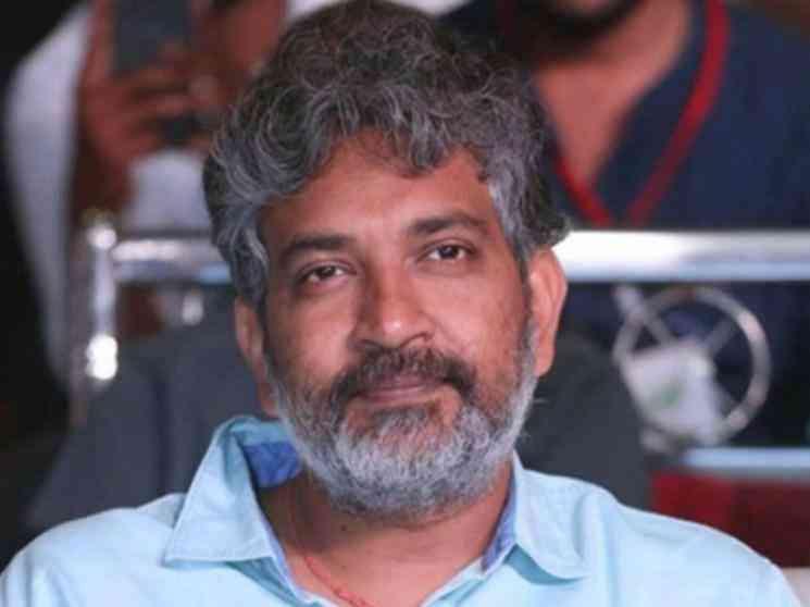இயக்குனர் SS ராஜமௌலிக்கு கொரோனா பாசிட்டிவ் !- Tamil Movies News
