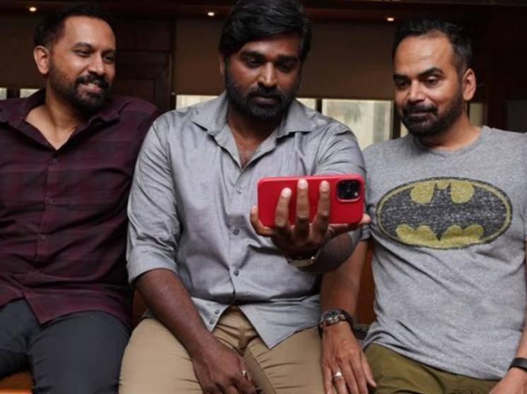 விஜய் சேதுபதியின் வெப்சீரிஸில் இணைந்த பிரபல தமிழ் நடிகை!! - Latest Tamil Cinema News
