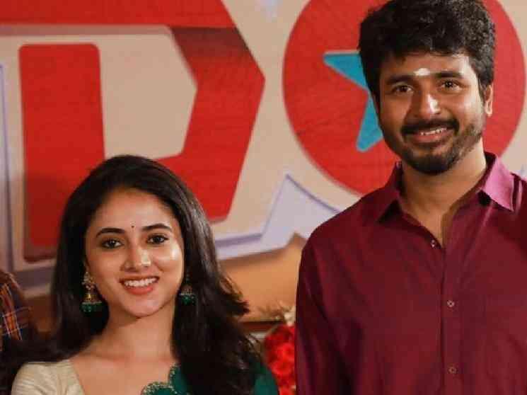 சிவகார்த்திகேயனின் டான் பட ஷூட்டிங்கில் இணைந்த பிரபல நடிகர் ! - Tamil Movies News