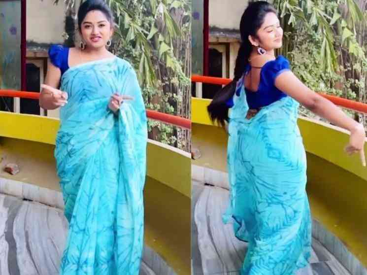 பட்டையை கிளப்பும் சித்தி 2 நடிகையின் டான்ஸ் வீடியோ ! - Tamil Movies News