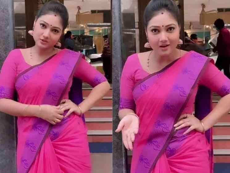 வைரலாகும் ரோஜா சீரியல் நாயகியின் புதிய வீடியோ ! - Tamil Movies News